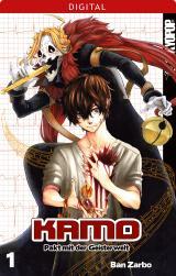 Cover-Bild Kamo - Pakt mit der Geisterwelt 01