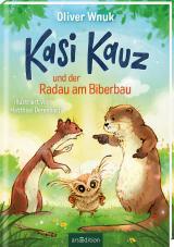 Cover-Bild Kasi Kauz und der Radau am Biberbau (Kasi Kauz 2)