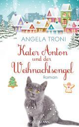 Cover-Bild Kater Anton und der Weihnachtsengel