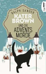 Cover-Bild Kater Brown und die Adventsmorde