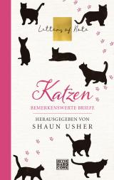 Cover-Bild Katzen – Letters of Note