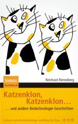 Cover-Bild Katzenklon, Katzenklon