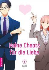 Cover-Bild Keine Cheats für die Liebe 01