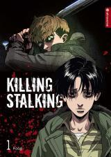 Cover-Bild Killing Stalking 01