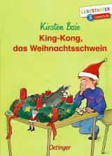 Cover-Bild King-Kong, das Weihnachtsschwein