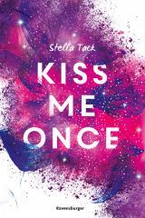 Cover-Bild Kiss Me Once - Kiss the Bodyguard, Band 1