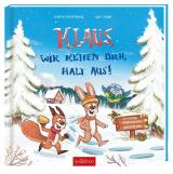 Cover-Bild Klaus, wir retten dich, halt aus!
