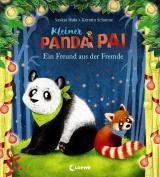 Cover-Bild Kleiner Panda Pai - Ein Freund aus der Fremde