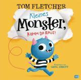 Cover-Bild Kleines Monster, komm da raus!