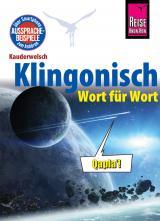 Cover-Bild Klingonisch - Wort für Wort