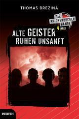 Cover-Bild Knickerbocker4immer - Alte Geister ruhen unsanft