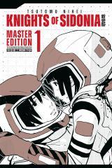 Cover-Bild Knights of Sidonia - Master Edition 1