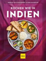 Cover-Bild Kochen wie in Indien