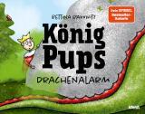 Cover-Bild König Pups - Drachenalarm