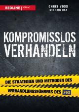 Cover-Bild Kompromisslos verhandeln