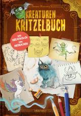 Cover-Bild Kreaturenkritzelbuch