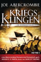 Cover-Bild Kriegsklingen - Die Klingen-Saga