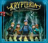 Cover-Bild Krypteria - Jules Vernes geheimnisvolle Insel. Das Geheimnis der Höhle