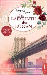 Cover-Bild Labyrinth der Lügen – Francesca Cahills erster Fall