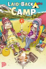 Cover-Bild Laid-back Camp 1