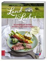 Cover-Bild Land & lecker 4