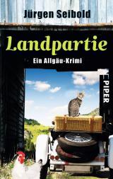 Cover-Bild Landpartie