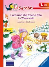 Cover-Bild Lara und die freche Elfe im Winterwald