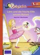 Cover-Bild Lara und die freche Elfe tanzen Ballett