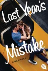 Cover-Bild Last Year's Mistake
