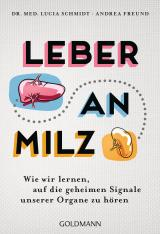 Cover-Bild Leber an Milz