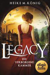 Cover-Bild Legacy (1). Die verborgene Kammer