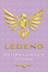 Cover-Bild Legend - Schwelender Sturm
