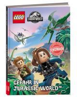 Cover-Bild LEGO® Jurassic World™ – Gefahr in Jurassic World™