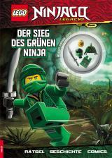 Cover-Bild LEGO® NINJAGO® – Der Sieg des grünen Ninja