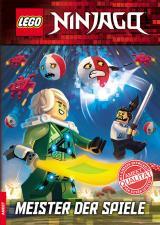 Cover-Bild LEGO® NINJAGO® – Meister der Spiele
