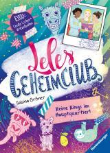 Cover-Bild Leles Geheimclub, Band 1: Keine Kings im Hauptquartier