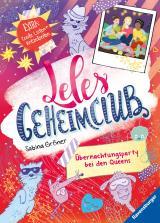 Cover-Bild Leles Geheimclub, Band 2: Übernachtungsparty bei den Queens
