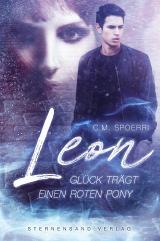 Cover-Bild Leon: Glück trägt einen roten Pony