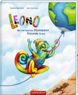 Cover-Bild Leono - Wie ein kleines Chamäleon Freunde findet