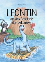 Cover-Bild Leontin und das Geheimnis der Vulkaninsel