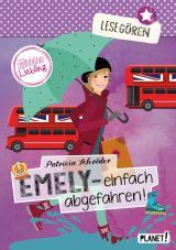 Cover-Bild Lesegören 4: Emely – einfach abgefahren!