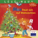 Cover-Bild LESEMAUS 130: Max freut sich auf Weihnachten