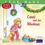 Cover-Bild LESEMAUS 192: Conni und der Nikolaus