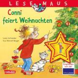 Cover-Bild LESEMAUS 58: Conni feiert Weihnachten