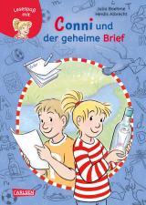 Cover-Bild Lesespaß mit Conni: Conni und der geheime Brief (Zum Lesenlernen)