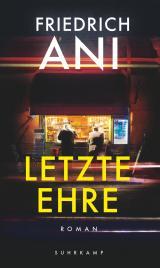 Cover-Bild Letzte Ehre