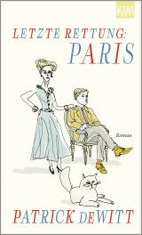 Cover-Bild Letzte Rettung: Paris