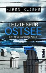 Cover-Bild Letzte Spur: Ostsee