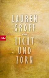 Cover-Bild Licht und Zorn