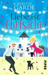 Cover-Bild Liebe ist Chefsache